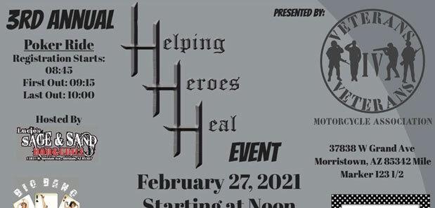 Helping Heroes Heal